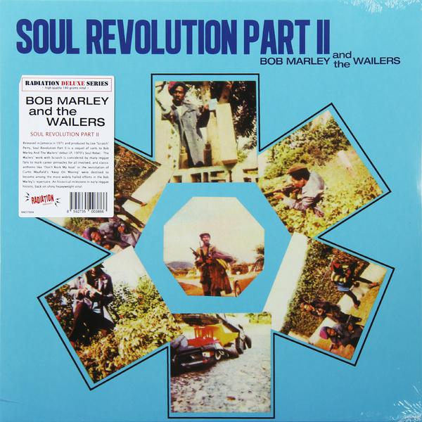 Bob Marley Bob Marley   The Wailers - Soul Revolution Pt.2 david burnett bob marley