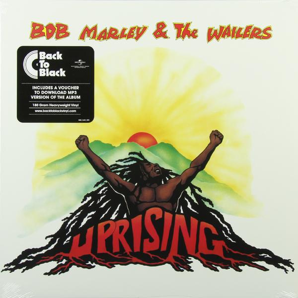 Bob Marley Bob Marley - Uprising (180 Gr)