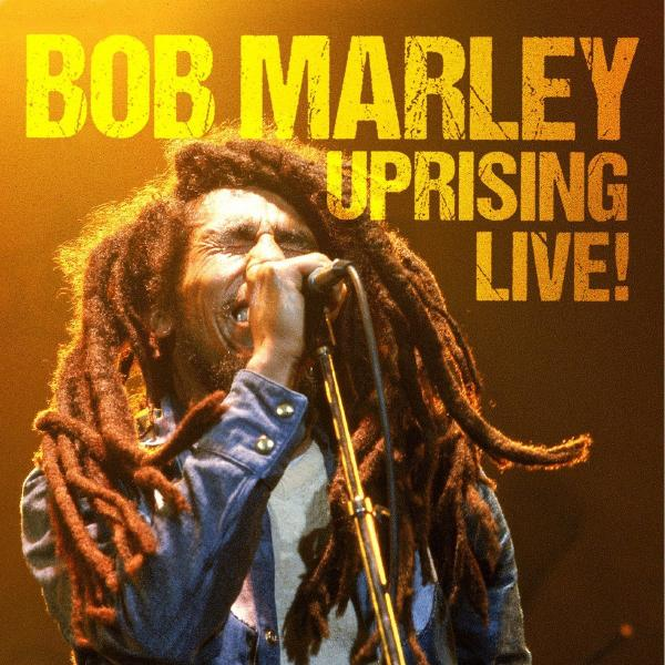 Bob Marley - Uprising Live! (limited, Colour, 3 LP)