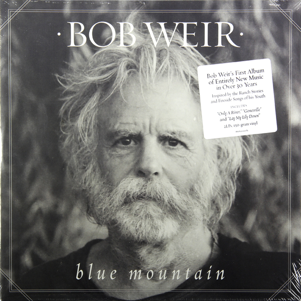 Bob Weir Bob Weir - Blue Mountain (2 Lp, 180 Gr)