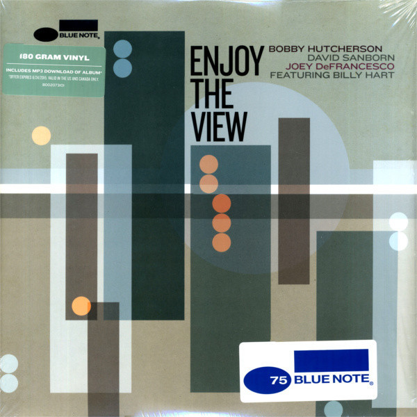 Bobby Hutcherson Bobby Hutcherson - Enjoy The View (2 LP) bobby