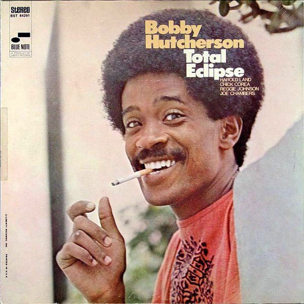 Bobby Hutcherson Bobby Hutcherson - Total Eclipse sweet years головной убор
