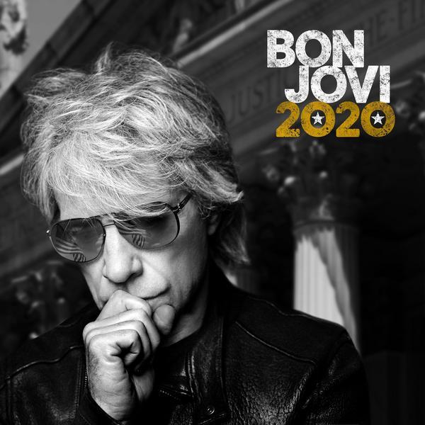Bon Jovi - 2020 (colour, 2 LP)