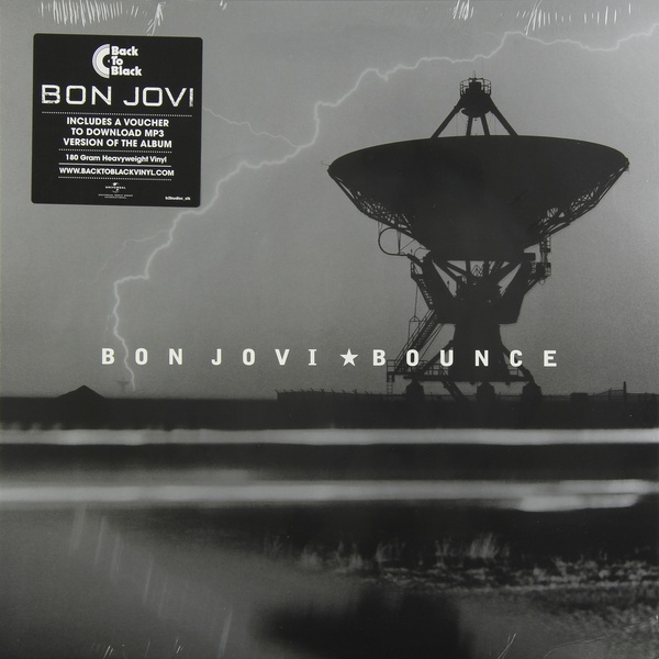 Bon Jovi Bon Jovi - Bounce (180 Gr) bon jovi in their own words