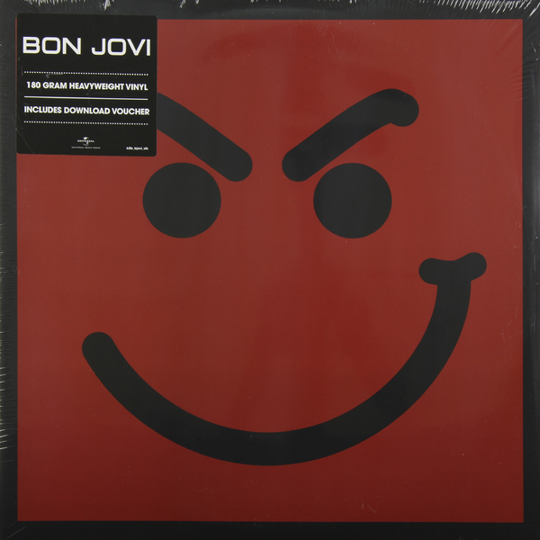 Bon Jovi Bon Jovi - Have A Nice Day (2 Lp, 180 Gr) bon jovi in their own words