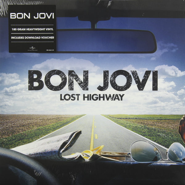 Bon Jovi Bon Jovi - Lost Highway (180 Gr) bon jovi in their own words