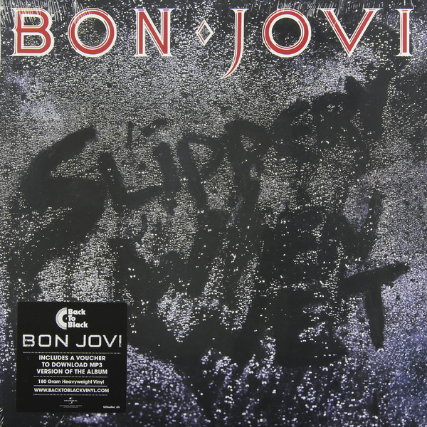 Bon Jovi Bon Jovi - Slippery When Wet (180 Gr) bon jovi bon jovi lost highway 180 gr