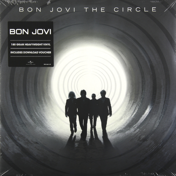 цена на Bon Jovi Bon Jovi - The Circle (2 Lp, 180 Gr)