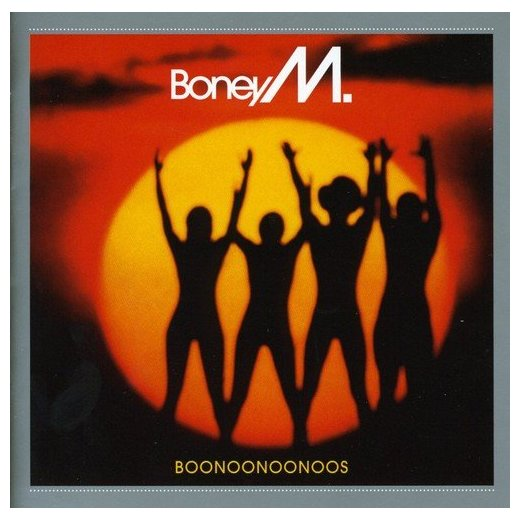 Boney M. Boney M. - Boonoonoonoos boney m – nightflight to venus lp