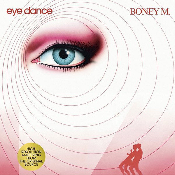 Boney M. Boney M. - Eye Dance boney m – nightflight to venus lp