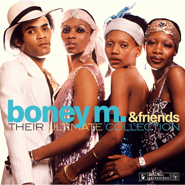 Boney M. Friends - Their Ultimate Collection (180 Gr)