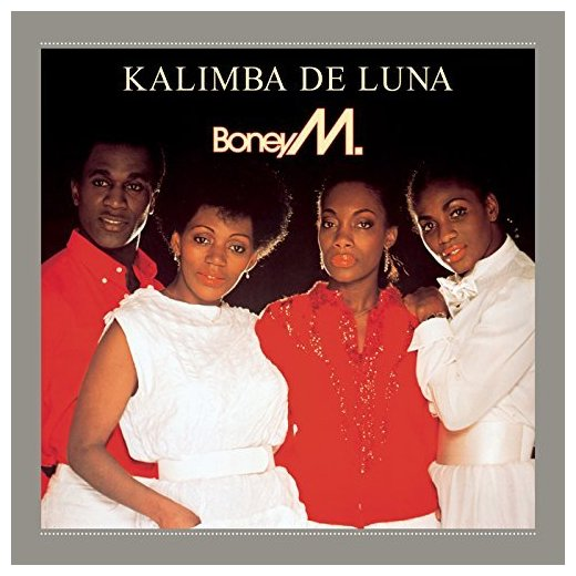 Boney M. Boney M. - Kalimba De Luna boney m – nightflight to venus lp