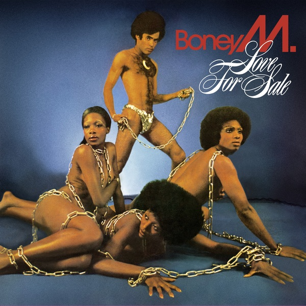 Boney M. Boney M. - Love For Sale boney m – nightflight to venus lp