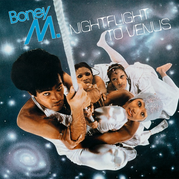 Boney M. Boney M. - Nightflight To Venus виниловая пластинка boney m christmas album
