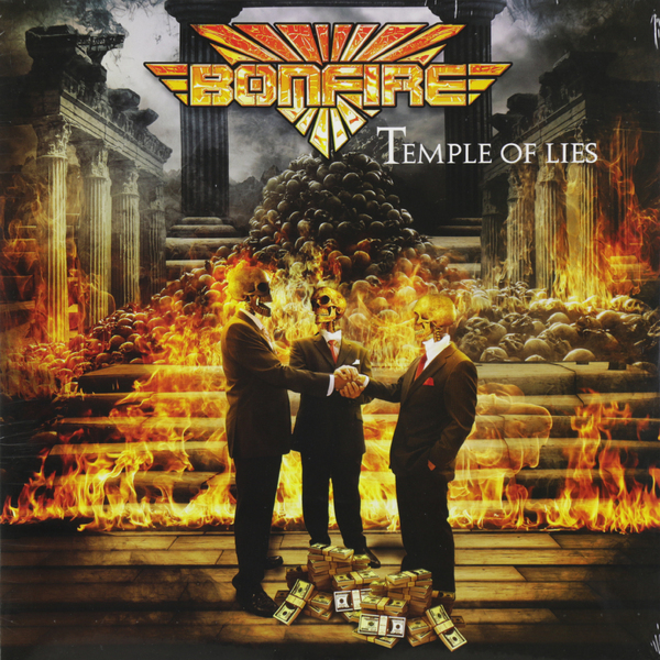 все цены на Bonfire Bonfire - Temple Of Lies (red)
