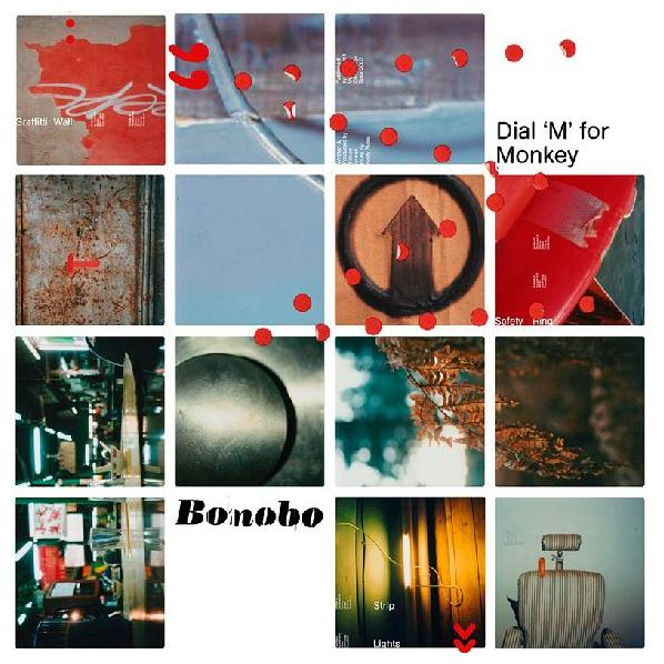 Bonobo - Dial m For Monkey (2 LP)