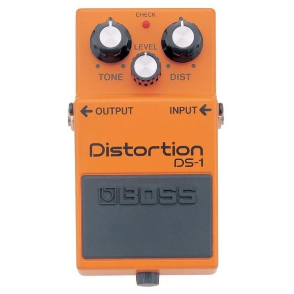 Педаль эффектов BOSS DS-1 педаль эффектов boss vb 2w