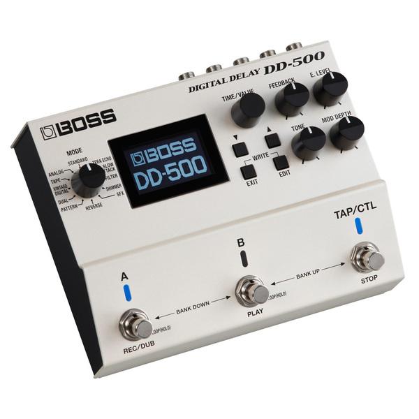 Гитарный процессор BOSS DD-500