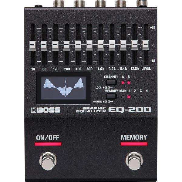 Педаль эффектов BOSS EQ-200