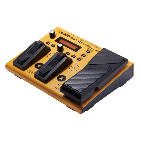 Гитарный процессор BOSS GP-10GK педаль эффектов roland gk 3
