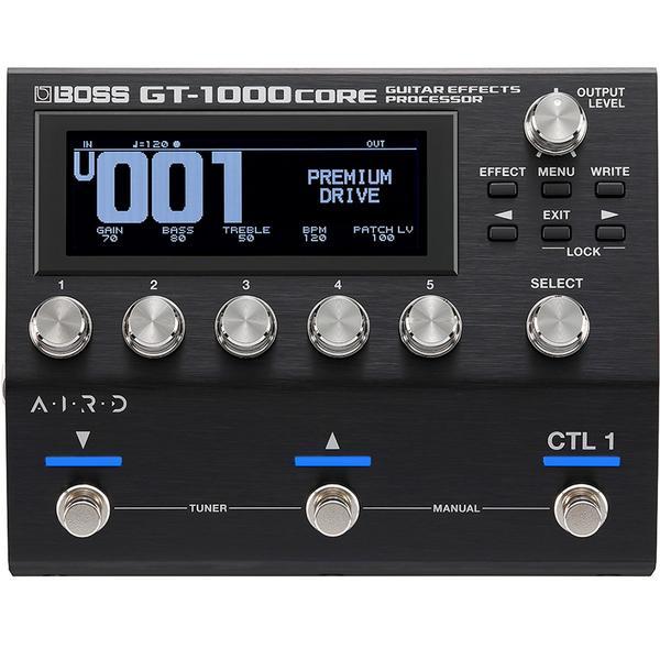 Гитарный процессор BOSS GT-1000CORE