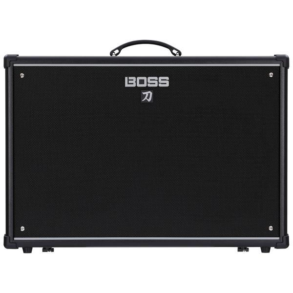 Гитарный комбоусилитель BOSS KTN-100/212 гитарный комбоусилитель markbass acoustic 601