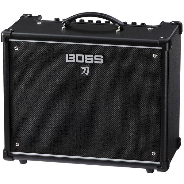 Гитарный комбоусилитель BOSS KTN-50 гитарный комбоусилитель roland blues cube stage
