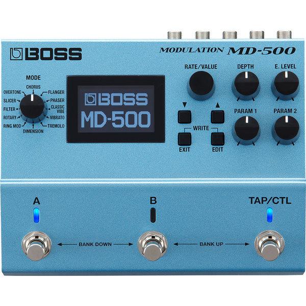 Гитарный процессор BOSS MD-500