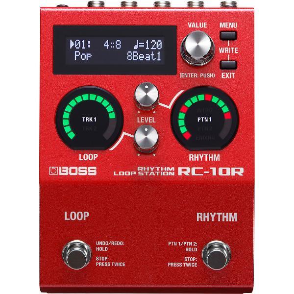 Педаль эффектов BOSS RC-10R