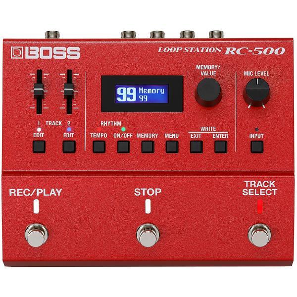 Процессор эффектов BOSS RC-500
