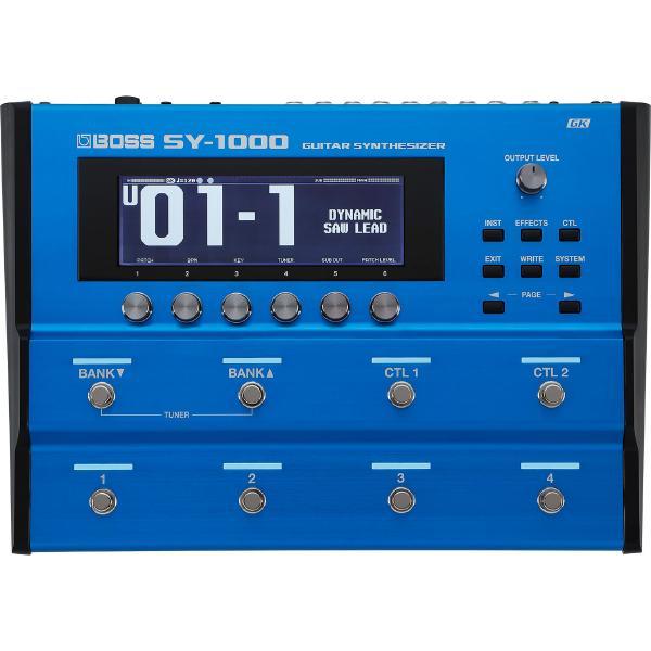 Гитарный процессор BOSS SY-1000