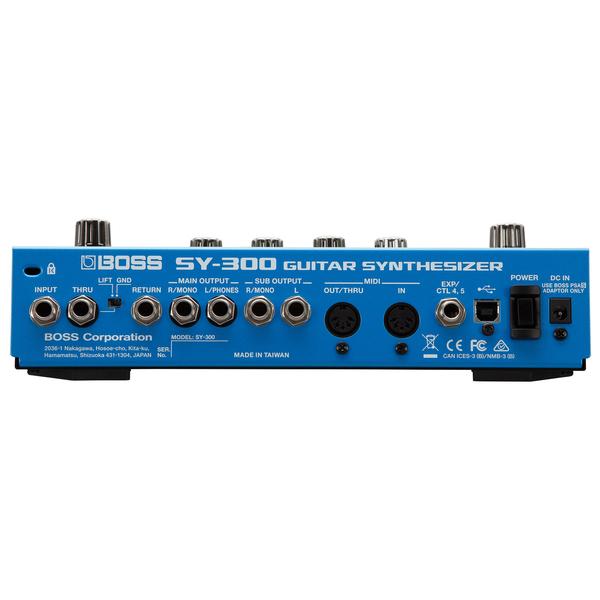 Гитарный процессор BOSS от Audiomania