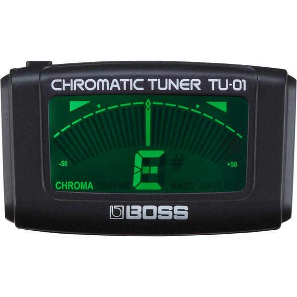 Гитарный тюнер BOSS TU-01 boss tu 10 sv