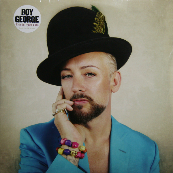 Фото - Boy George Boy George - This Is What I Do (lp+cd) picturebooks picturebooks home is a heartache lp cd