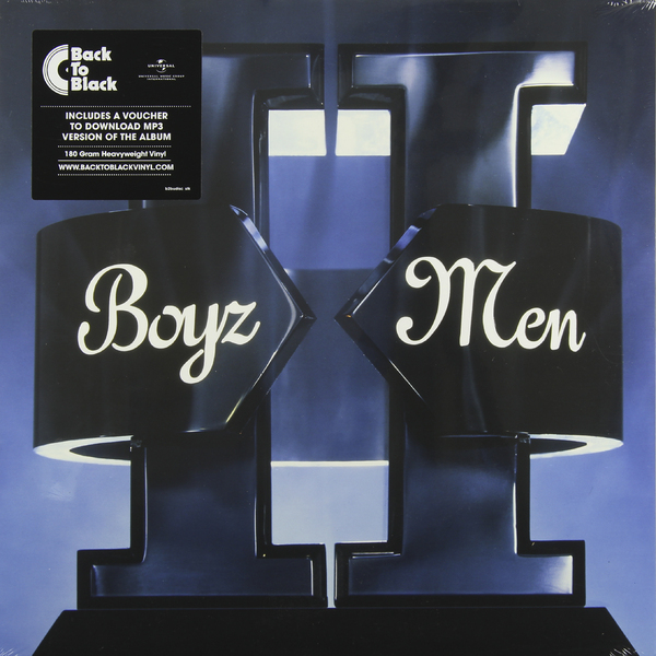Boyz Ii Men - (2 Lp, 180 Gr)