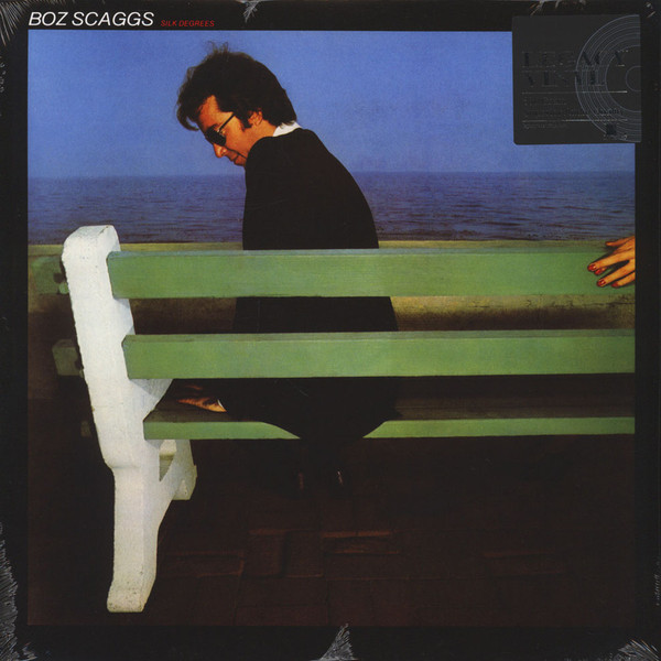 Boz Scaggs - Silk Degrees (180 Gr)