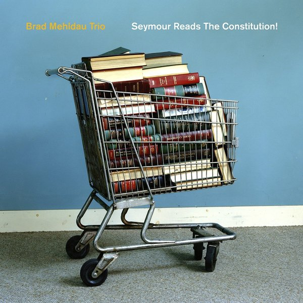 Brad Mehldau Brad Mehldau Trio - Seymour Reads The Constitution! (2 LP) large murals non woven beauty flowers porch corridor sand background wallpaper 3 d wallpaper papeles pintados