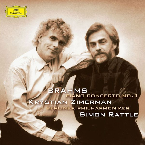 Brahms BrahmsKrystian Zimerman - : Piano Concerto No.1 bernstein bernsteinkrystian zimerman symphony no 2 the age of anxiety