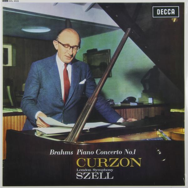 Brahms BrahmsClifford Curzon - : Piano Concerto No. 1 brahms brahmsitzhak perlman violin concerto