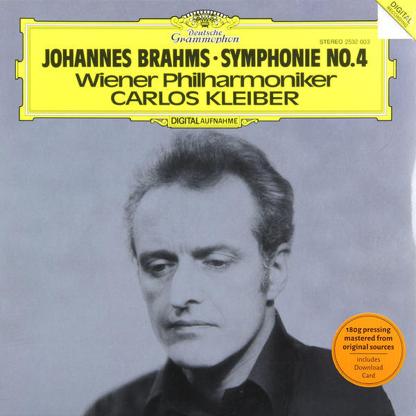 Brahms Brahms - Symphony No.4 brahms brahms symphony no 4