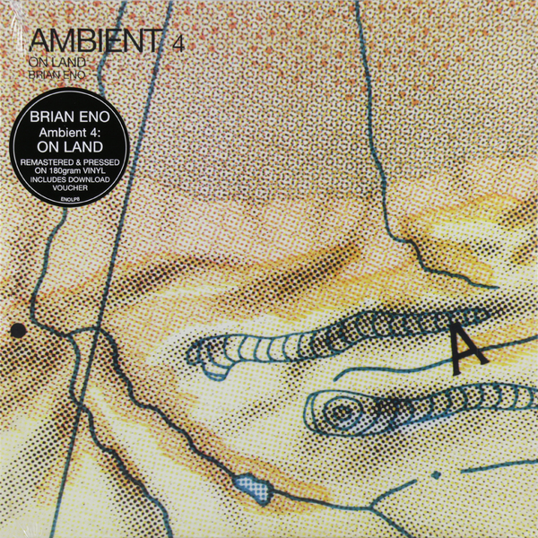 Brian Eno Brian Eno - Ambient 4: On Land (180 Gr)