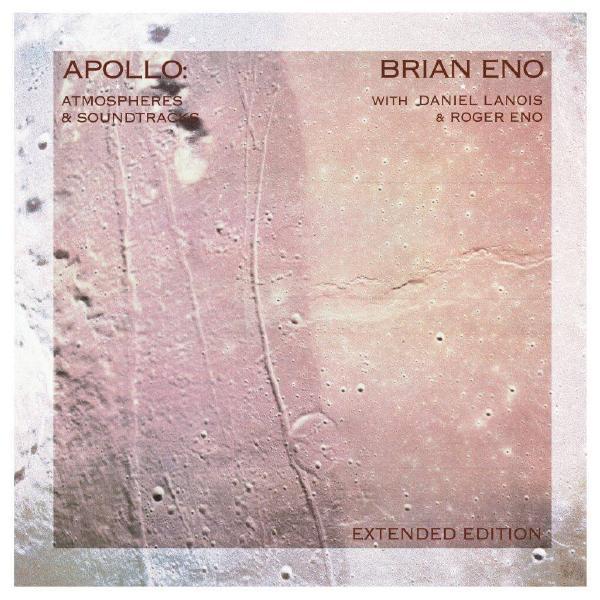 Brian Eno Brian Eno - Apollo: Atmospheres And Soundtracks (2 LP) фото