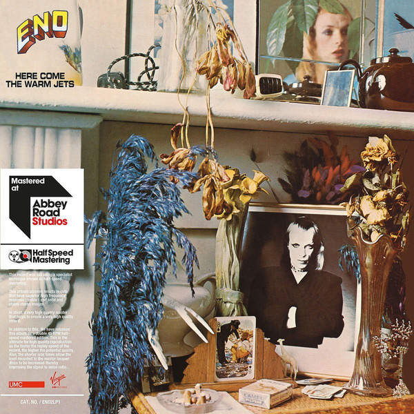 Brian Eno - Here Come The Warm Jets (2 Lp, 45 Rpm)