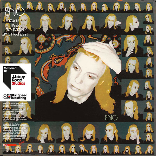 Brian Eno - Taking Tiger Mountain (2 Lp, 45 Rpm)