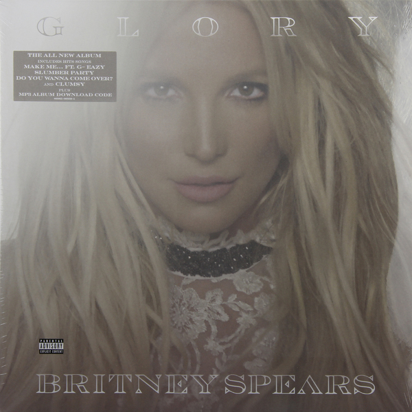 Britney Spears Britney Spears - Glory  (2 LP) блендер погружной philips hr1627 00 650вт белый