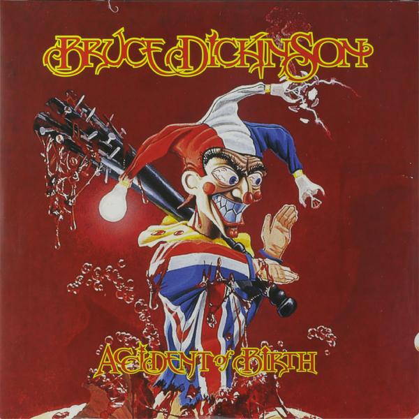 Bruce Dickinson Bruce Dickinson - Accident Of Birth (2 LP) birth of joy birth of joy hyper focus 2 lp