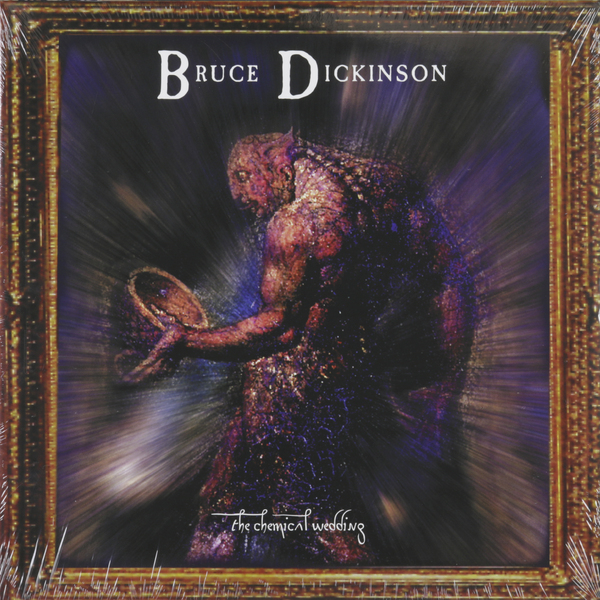 Bruce Dickinson - The Chemical Wedding (2 LP)