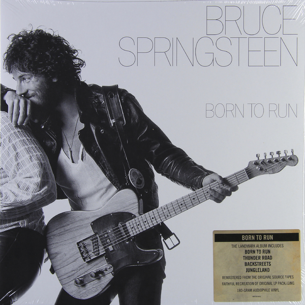 Bruce Springsteen Bruce Springsteen - Born To Run (180 Gr) виниловые пластинки bruce springsteen we shall overcome the seeger sessions 180 gram