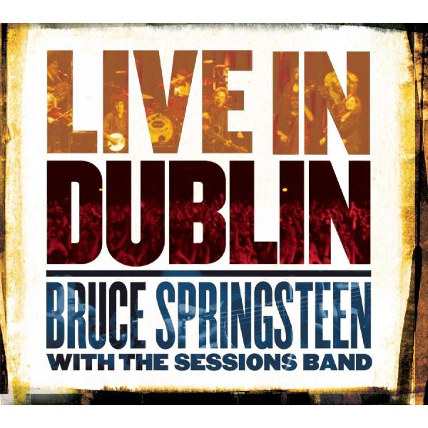 Bruce Springsteen - Live In Dublin (3 LP)