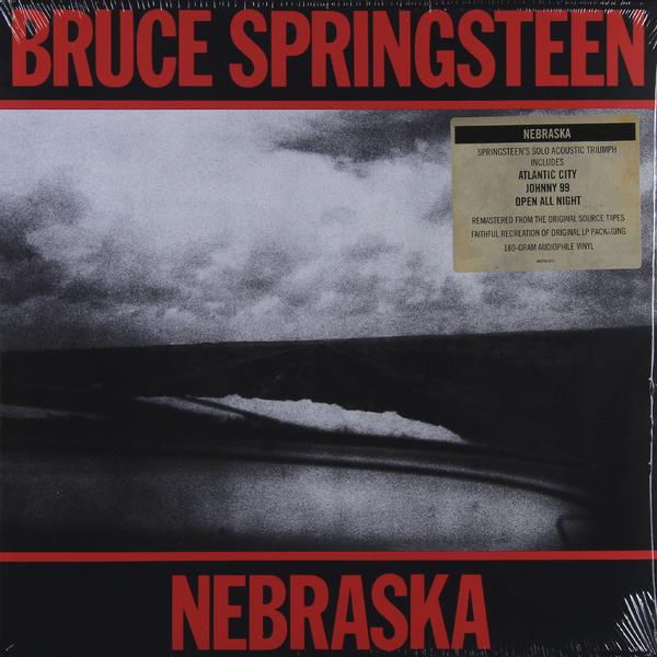 Bruce Springsteen Bruce Springsteen - Nebraska (180 Gr) bruce springsteen live in dublin blu ray